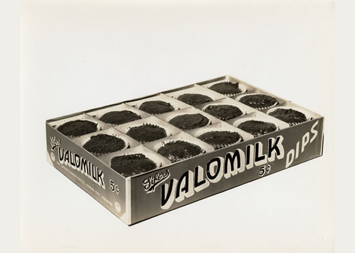 Valomilk Chocolate dips