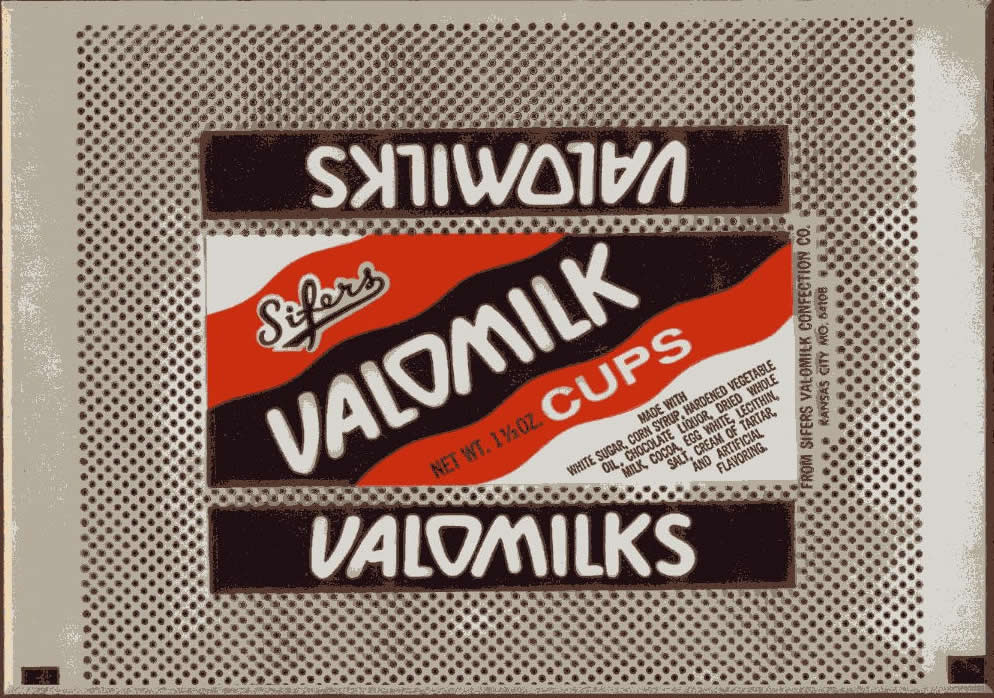 Valomilk Chocolate Cups
