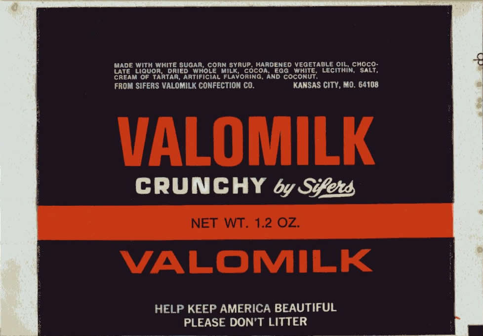 Valomilk Marshmallow Chocolate